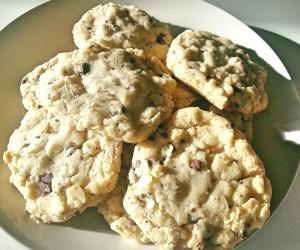 Schoko-Cookies vegan