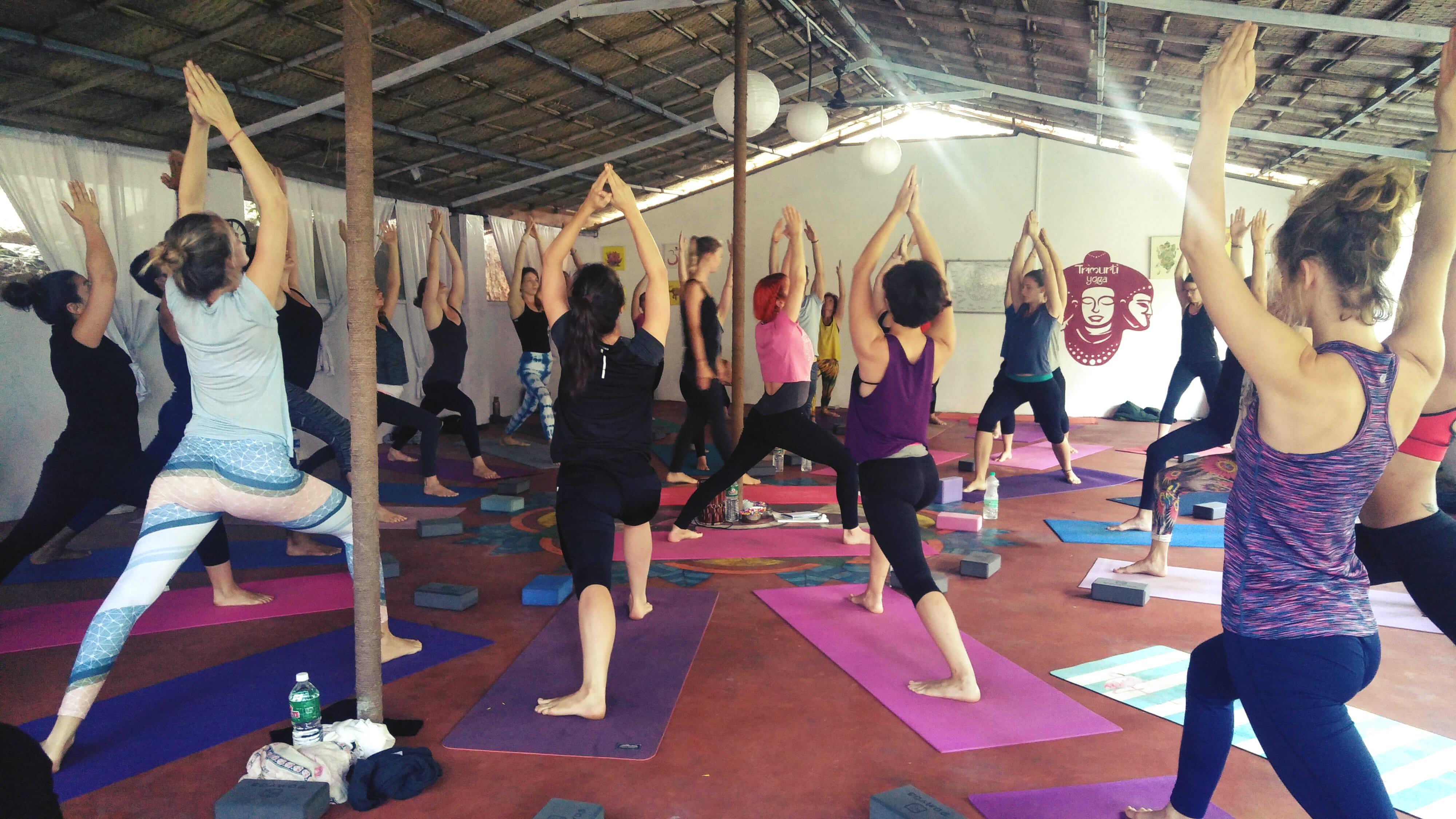 Yogalehrerausbildung Wie Ich Nach Indien Ging Um Yoga Zu Lernen My Vegan Life